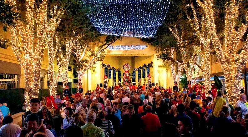 Naples Christmas 5th Ave Tree Lighting 2020 5th Avenue South Announces 45th Annual Christmas Walk and Tree