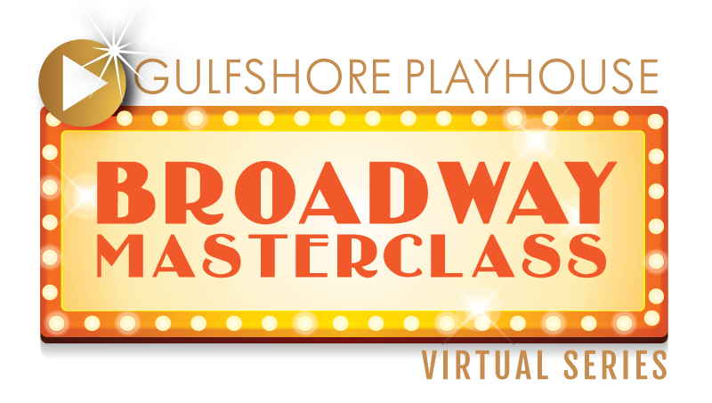 Broadway Masterclass Virtual Series Logo