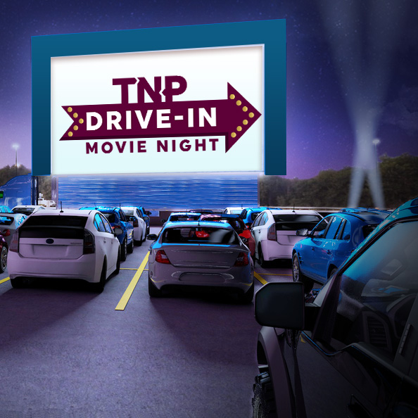 Drive-in Movies in Downtown Naples