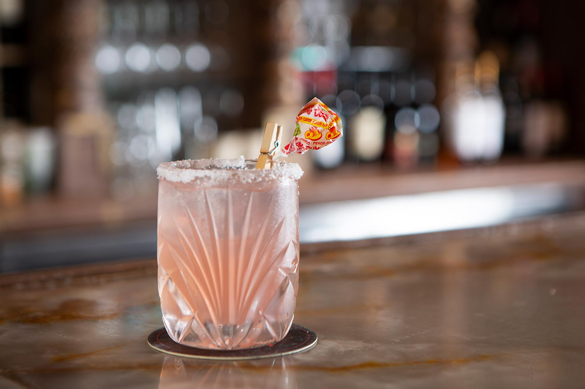 Pazzo Cocktail Drink
