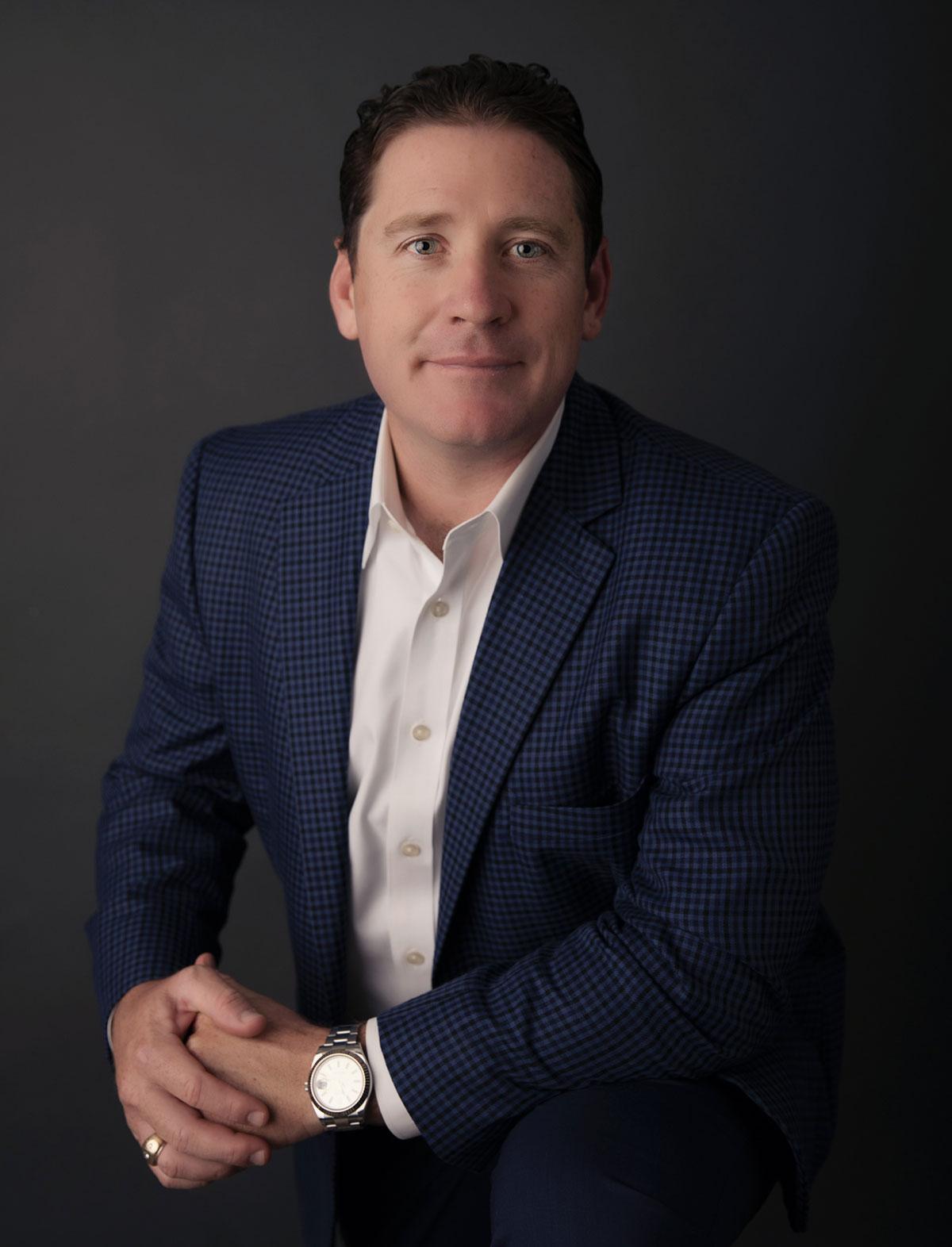 Christopher Shucart as President